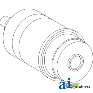 UF18868 Fuel Filter---Replaces 87803444